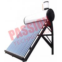 Quality Pre Heated Copper Heat Exchanger Solar Water Heater For Water Heating for sale