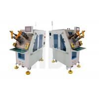 Quality Copper wire / Aluminum wire Coil and Wedge Inserting Machine For Induction Motor Stator for sale