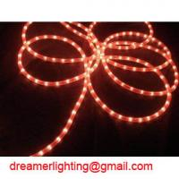 Quality Christmas Lighting LED Rope Light 150ft Multi-Color w/ Connector for sale