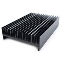 Quality PVDF Coated Aluminum Heatsink Extrusion Profiles  for sale
