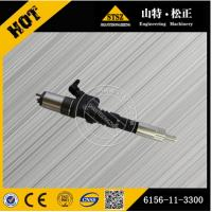 Quality komatsu excavator engine part PC300LC-5 nozzle 6222-11-3120 for sale