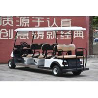 Buy Wholesale Price 8 Persons Electric Golf Carts Street Legal With Deep Cup Holders at wholesale prices