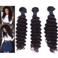 Quality Deep Wave 100 Virgin Cambodian Hair Remy Loose Wave Human Hair for sale
