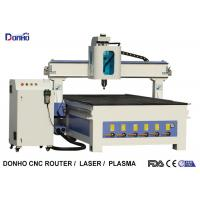 China Steel Structure CNC Router Engraving Machine With Yaskawa Servo Motor on sale