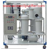 Quality Lubricating Oil Purifier For Recycling Waste Industrial Oil for sale