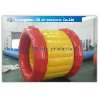 Quality Funny Inflatable Water Roller Water Toys For Adults Summer Sport Games for sale