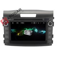 Quality Audio / Subwoofer Output Android Car DVD Player For Honda Crv Gps Navigation System for sale
