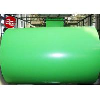China JIS dx51d green prepainted galvanized steel coil with 0.6mm / shandong ppgi on sale