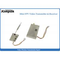 Quality 5.8Ghz Mini Drones Video Transmitter With 200mW / 9 Channels Wireless Sender for sale