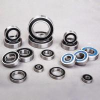 Quality Spindles Angular Contact Ceramic Ball Bearings H7003C-2RZHQ1P4DBA 15 / 25 Degree for sale