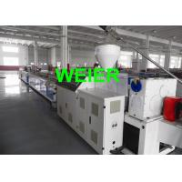 Quality Wood Plastic Composite WPC profile  Extrusion line For Decking / Fencing for sale