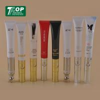 Quality Massage Plastic Cosmetic Tubes , 20ml Empty Aluminum Plastic Lotion Container for sale
