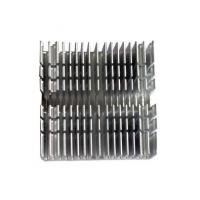 Buy CNC Machining Aluminum Heatsink Extrusion Profiles 6061 T6 / T66 For Trains Machinery at wholesale prices