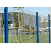 Quality Galvanized 3d Folding Wire Mesh Fence for sale