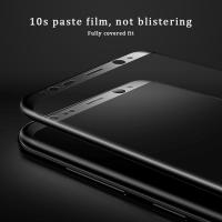 Quality OEM 2.5D Anti Glare Glass Screen Protector For Samsung Galaxy S8 Easy Installation for sale