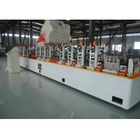 Quality White Color High Precision Welded Tube Mill Machine Low Power Consumption for sale