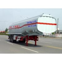 Quality Jumbo 13 m 15 t 2 axis tanker semi-trailer ZCZ9250GYY for sale