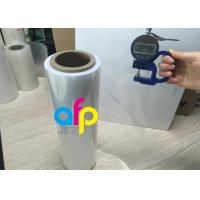 Quality Half Sleeve Polyolefin Shrink Wrap Roll , Single Would Pof Plastic Film for sale