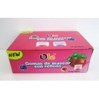 Quality 4 in 1 Fruit&Mint Chewing Gum 14.4g*30pcs 2 Flavors in One Box / Children Chewing Candy for sale