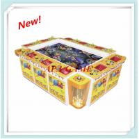 Quality 10P fire dragon king lobster fish arcade games ocean king hunter game machine for sale