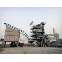 Quality 5 Screen Layer Asphalt Batch Mix Plant With Electronic Ignition Italia Burner for sale