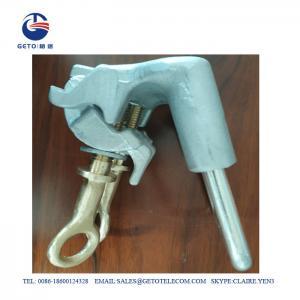 Quality 185sqm Standard Copper Hot Line Pole Line Hardwares , Hot Line Clamp for sale