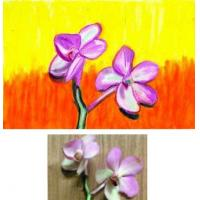 Quality flower painting dandelion ornament wall art for sale