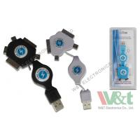 Quality Hi-Speed USB 2.0 A To A USB Data Transfer Cable Direct / Retractable Cable for sale