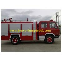 China Sinotruk Fire Fighting Trucks 8000 L 360 HP fire water pump 4x2 on sale