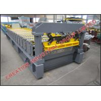 Quality Corrugated Galvanised & Chromadek Color Steel Roofing Sheet Bending Machine for sale