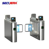 Quality Speed Gate Cross Security Products Turnstile barrier For Office Building Access Control for sale