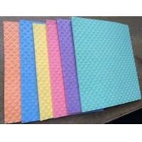 Quality Soft Durable 100% Wood Pulp Cellulose Sponge Cloth Non Woven Wipes Super Absorbent Quick Dry for sale