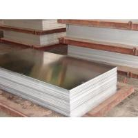 Quality 1050A / ENAW - 1050A Aluminum Alloy Sheet Plate For Electrolytic Zinc Cathode for sale