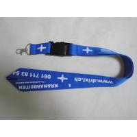 Quality Adjustable Polyester Lanyard for sale