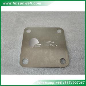 Quality Cummins diesel engine parts 6L ISL QSL8.9 M11 L10 QSM11 ISM11 shutoff valve shield 129839 129768 129888 196057 for sale