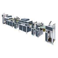 Buy SDSG-1200D Automatic UV Coating Machine With Three Coaters 39kw at wholesale prices