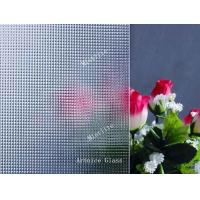 Buy 3mm to 8mm Mistlite Patterned Glass, Rolled Glass, Figured Glass with Certificate ISO and BV at wholesale prices