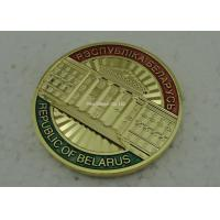 Quality Customized Challenge Coin , 3D Brass Army Souvenir Metal Coin for sale