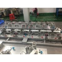 Quality Auto Body Checking Fixture Components Inspection Pneumatic Design Precision Turned Parts for sale