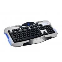 Buy Customized Ergonomic Membrane Gaming Keyboard , gaming pc keyboards With CE FCC at wholesale prices