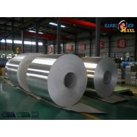 Quality Mill Finished Color AA 1110 Cold Rolled Aluminium Coil For Architectural Decoration for sale