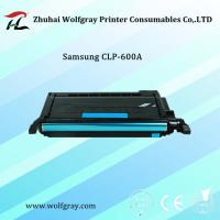 Buy cheap Compatible for Samsung CLP-600A toner cartridge from wholesalers