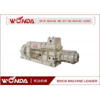 Hollow Clay Brick Making Machine , Solid Concrete Block Making Machine 36-40 R/ Min Spindle
