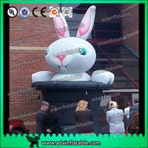 Quality Infatable Bunny Animal for sale
