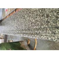 Quality G436 Mid Grey Polished  Granite Porch Steps , Natural Stone Front Steps for sale