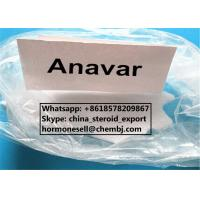 Quality Muscle Gain Anabolic Androgenic Steroids raw powder Anavar Oxandrolone for sale