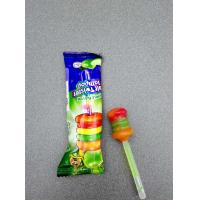 Buy Fruit Twister Lollipop Funny Shape Healthy Hard Candy Sweet  And Delicious at wholesale prices