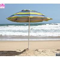 Buy cheap SNAIL 6ft Folded Sun Beach Umbrella with Tilt Portable Silver Coating Inside UV from wholesalers