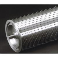 Buy cheap PVC , PE , PP,  ABS Embossing Roller With High Performance , Leather Embossing Roll from wholesalers