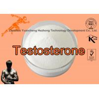 Quality 99% Raw Testosterone Powder For Muscle Growth / Raw Hormone Powders Cas1045 - 69 - 8 for sale